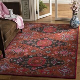Shop Safavieh Handmade Soho Juline Dandelion N Z Wool Rug