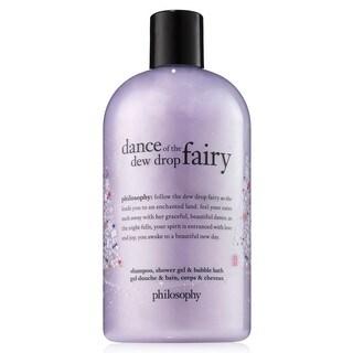 Philosophy 16-ounce Dance of the Dew Drop Fairy Shampoo Shower Gel & Bubble Bath