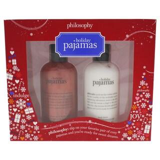Philosophy 2-piece Holiday Pajamas Duo Set