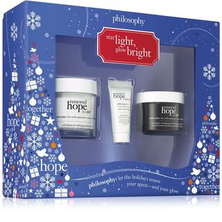 Philosophy 3-piece The Path to Renewal Holiday Gift Set