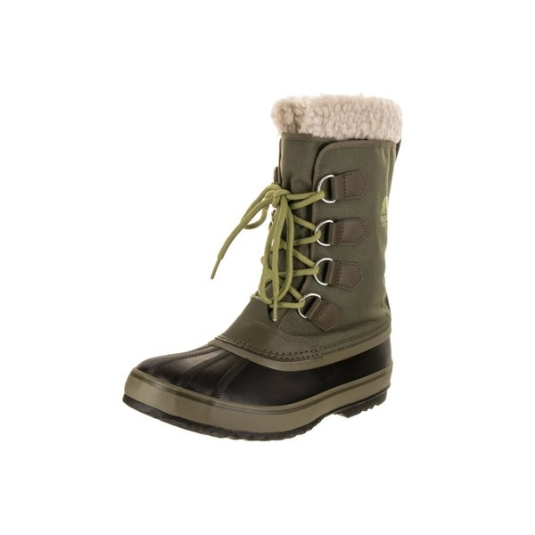 For Sale At Sorel 96 Pac Nylon Mens Snow Bootsl
