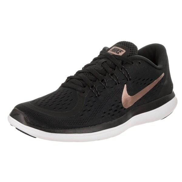 Shop Nike Women s Flex 2017 RN Running Shoe - Free Shipping Today ... 981fe46a6fa8