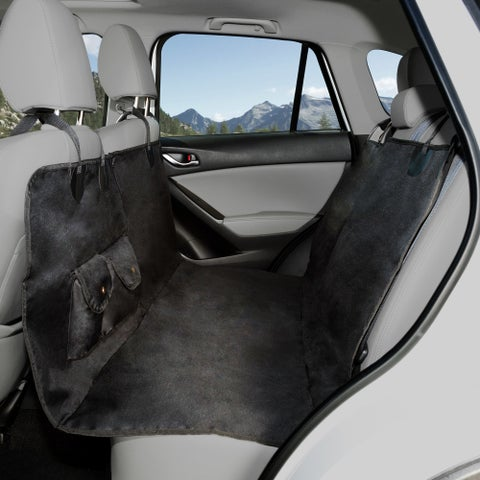 Pet Seat Cover Car Protector- Car/Truck/SUV by PETMAKER