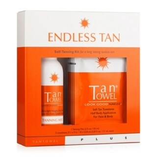 Tan Towel Endless Tan Plus Self-Tanning Kit