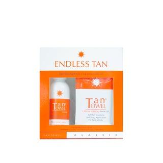 Tan Towel Endless Tan Classic Self-Tanning Kit