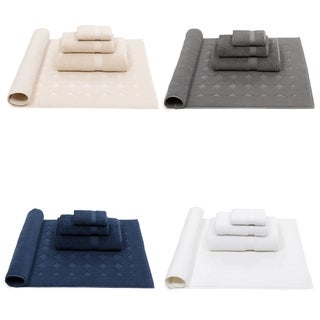 Authentic Hotel and Spa Turkish Cotton 4-piece Towels Set