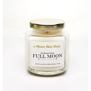Full Moon Artisan Soy candle