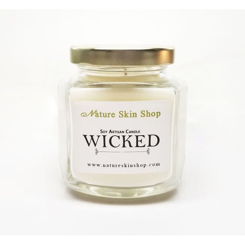 Wicked Artisan Soy candle