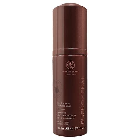 Vita Liberata 4.22-ounce pHenomenal 2-3 Week Self Tan Mousse Dark