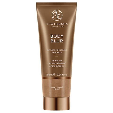 Vita Liberata 3.38-ounce Body Blur Instant HD Skin Finish Dark Mocha