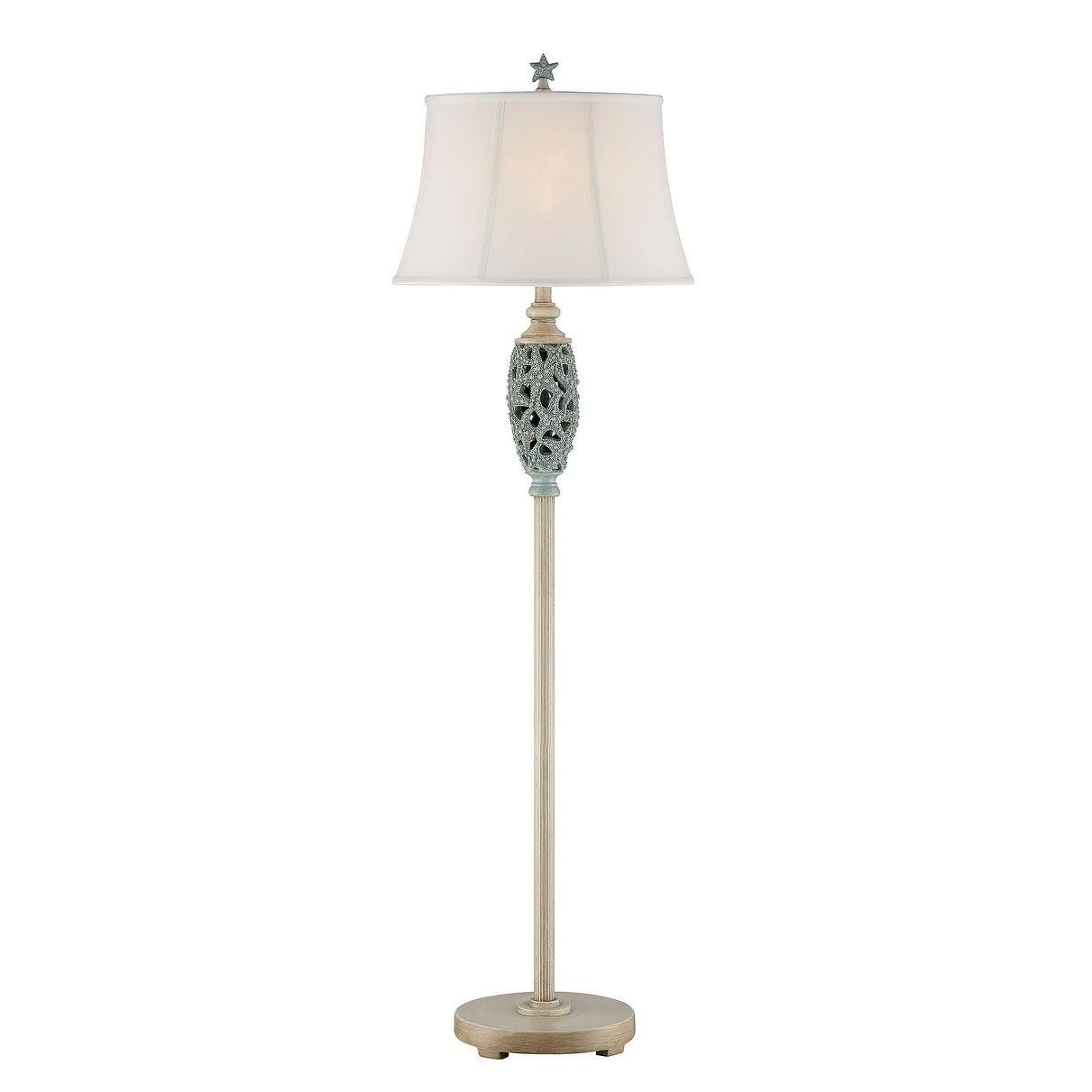 Seahaven Starfish Floor Lamp 64 High