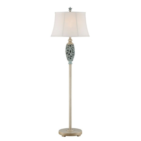 "Seahaven Starfish Floor Lamp 64"" high"