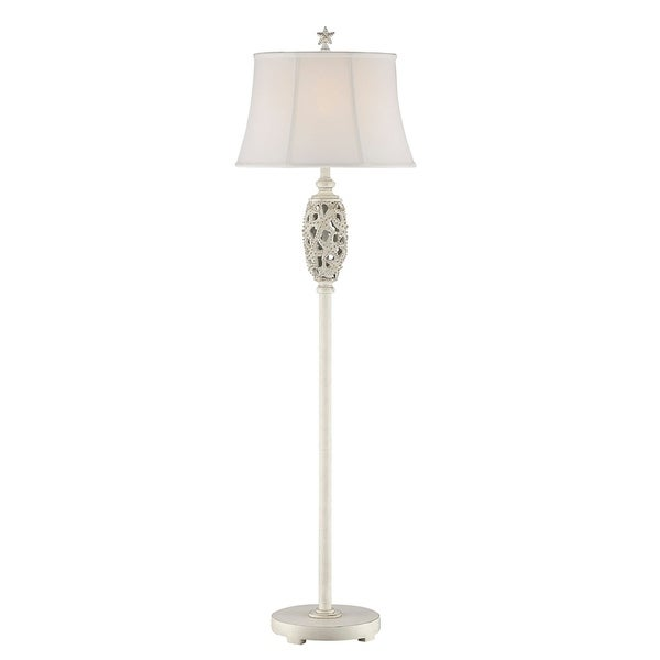 "Seahaven Starfish Floor Lamp 64"" high"