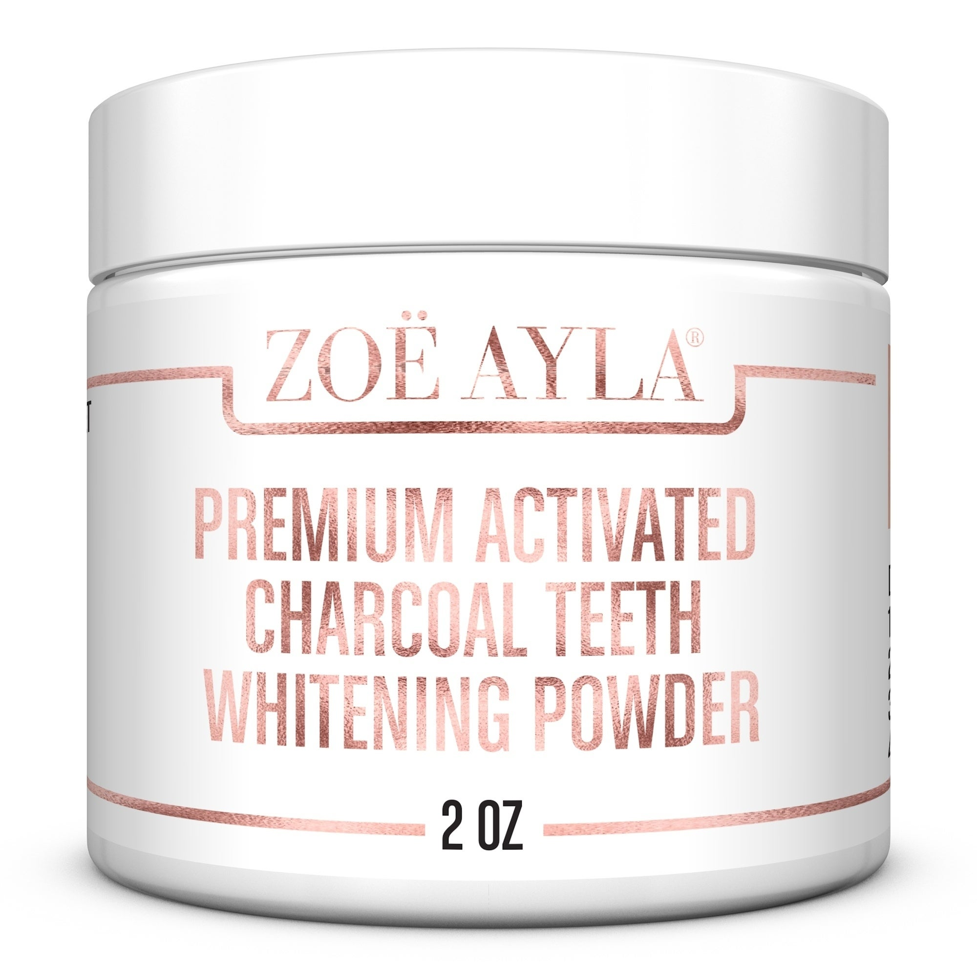 Twice Premium Activated Charcoal (Grey) Teeth Whitening P...
