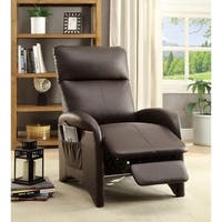 Verlander Contemporary Glider Recliner Chair