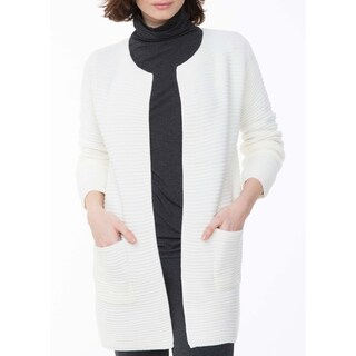Sioni Women's Long Sleeve Open Front Cardigan