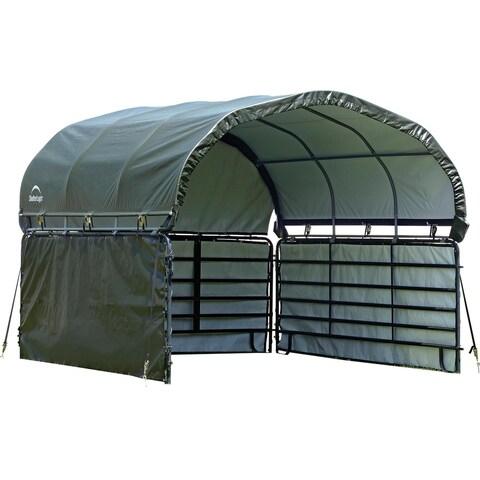 ShelterLogic Corral Shelter Enclosure Kit (roof sold separately)