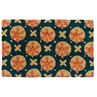 Link to Purdie Handwoven Coconut Fiber Doormat Similar Items in Decorative Accessories