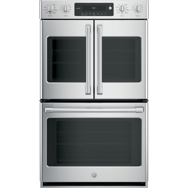 Shop Ge Caf 233 Series 30 Quot Built In Double Convection Wall