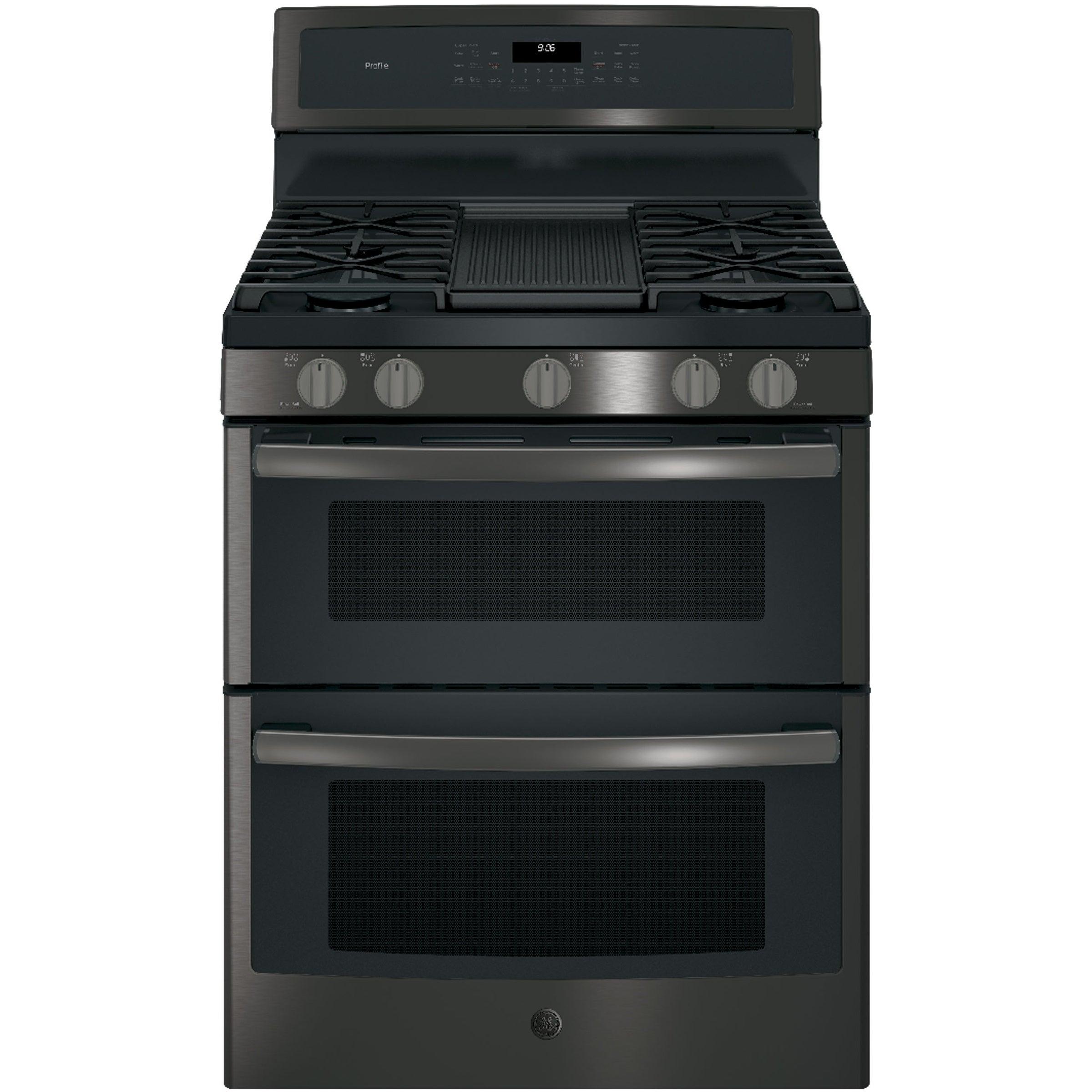 """GE Profile Series 30"""" Free-Standing Gas Double Oven Conve..."""