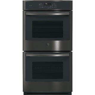 "GE Profile Series 27"" Built-In Double Convection Wall Oven"