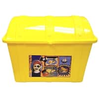 Treasure Chest-Yellow - Yellow
