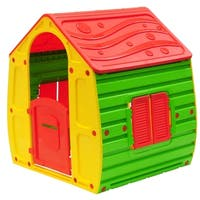 Magical House - Primary Color Combination