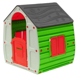 Magical House - Classic Color Combination  sc 1 st  Overstock.com & Playhouses u0026 Play Tents For Less | Overstock.com