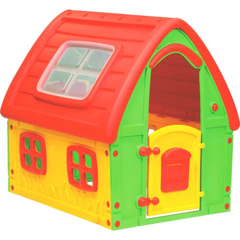 Fairy House Red
