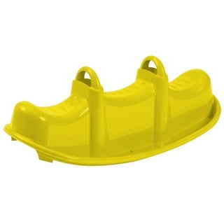 Monoblock Trio Rocker, Yellow