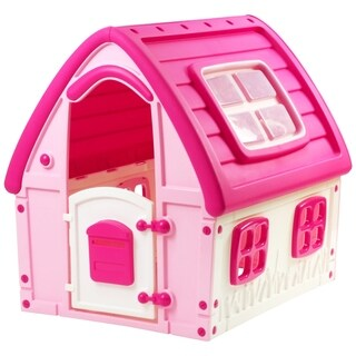 Fairy House Pink