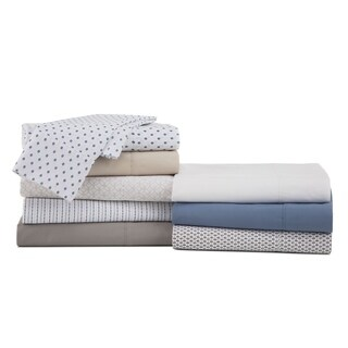Under The Canopy Brushed Organic Cotton Sheet Set