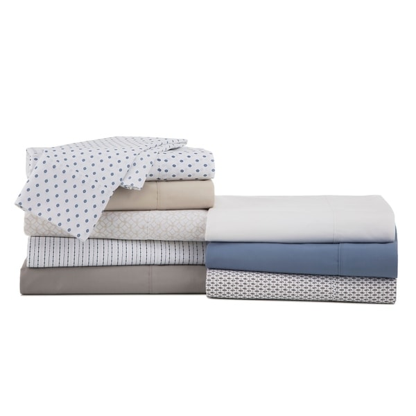 Under The Canopy Brushed Organic Cotton Sheet Set  sc 1 st  Overstock.com & Shop Under The Canopy Brushed Organic Cotton Sheet Set - On Sale ...