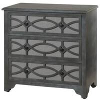Boston Three Drawer Cabinet