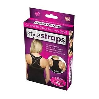 Style Straps 6 Pack Bra Converter Racerback Bra Straps Bra Clips Hooks