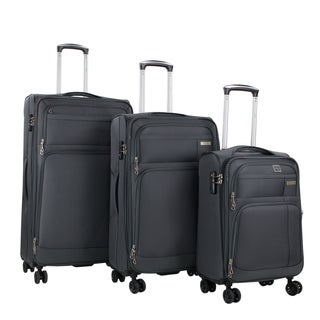 Shop Bags West Lake 3 Piece Expandable Spinner Upright