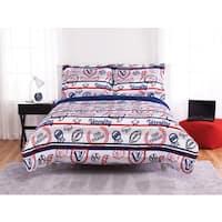 Varsity Sports 3-piece Comforter Set