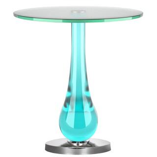 Van Teal Sunshine Acrylic 22.5-inch End Table