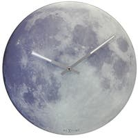 The Blue Moon Wall Clock