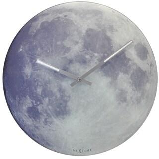 The Blue Moon Wall Clock