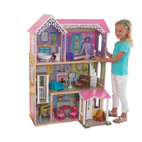Sweet and Pretty Dollhouse