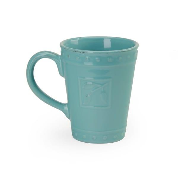 Signature Housewares Sorrento 14-ounce Mugs (Set of 4)