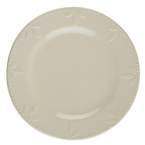 Signature Housewares Sorrento 11-inch Dinner Plates (Set of 4)