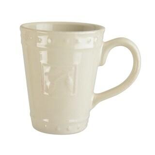 Signature Housewares Sorrento 14-ounce Mugs (Set of 4) (Option: Ivory)