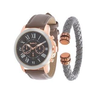 SL/ROSE Fortune NYC Women's WATCH AND BRACELET SET