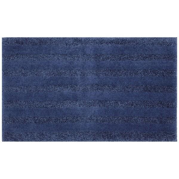 Mohawk Basic Stripe Bath Rug (2'x3'4)