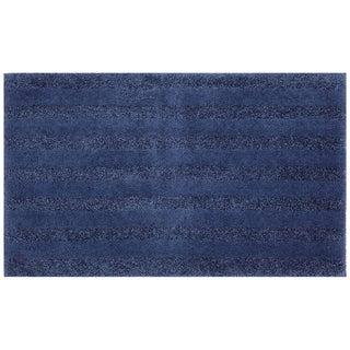 Mohawk Basic Stripe Bath Rug (2'x3'4)