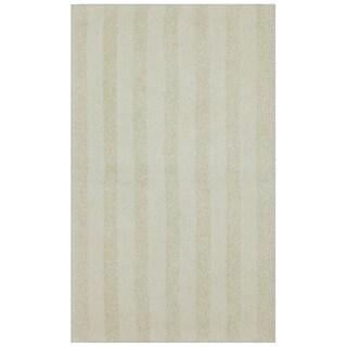 Mohawk Basic Stripe Bath Rug (1'5 x 2')