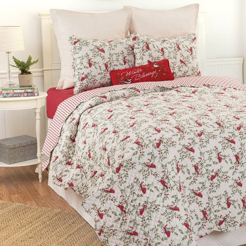 Wintersong Cotton Quilt