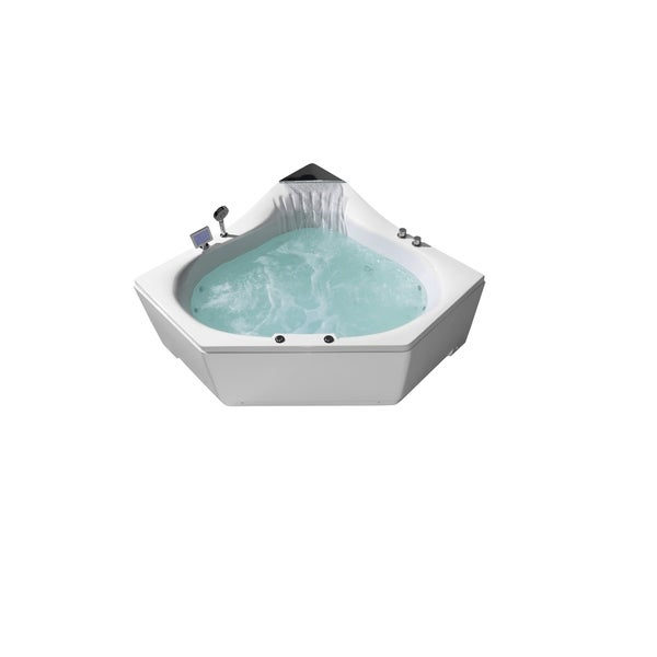 shop ariel platinum pw1685959cw1 whirlpool bathtub - ships to canada